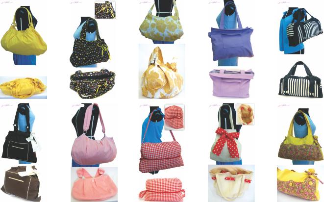 ecae039bc Moldes de 10 bolsos y maletines para mujer - Modafacil.DIY