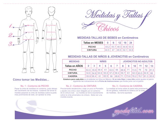 Patrón de Pantalón para uniforme escolar Ni4011p - Modafacil DIY 1a2b95ca2ce4e